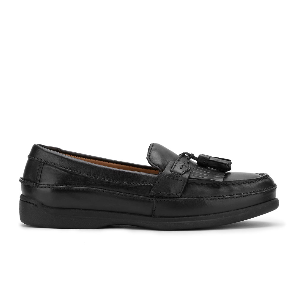 Dockers-Mens-Sinclair-Leather-Dress-Casual-Tassel-Slip-on-Comfort-Loafer-Shoe thumbnail 18