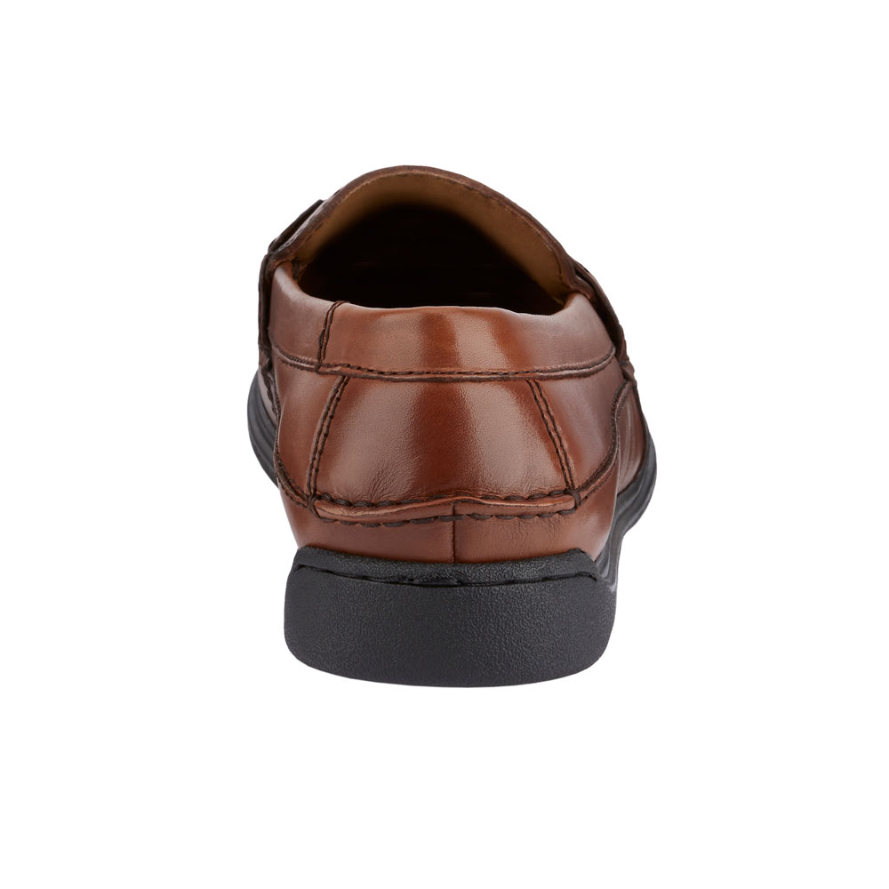 Dockers-Mens-Sinclair-Leather-Dress-Casual-Tassel-Slip-on-Comfort-Loafer-Shoe thumbnail 9