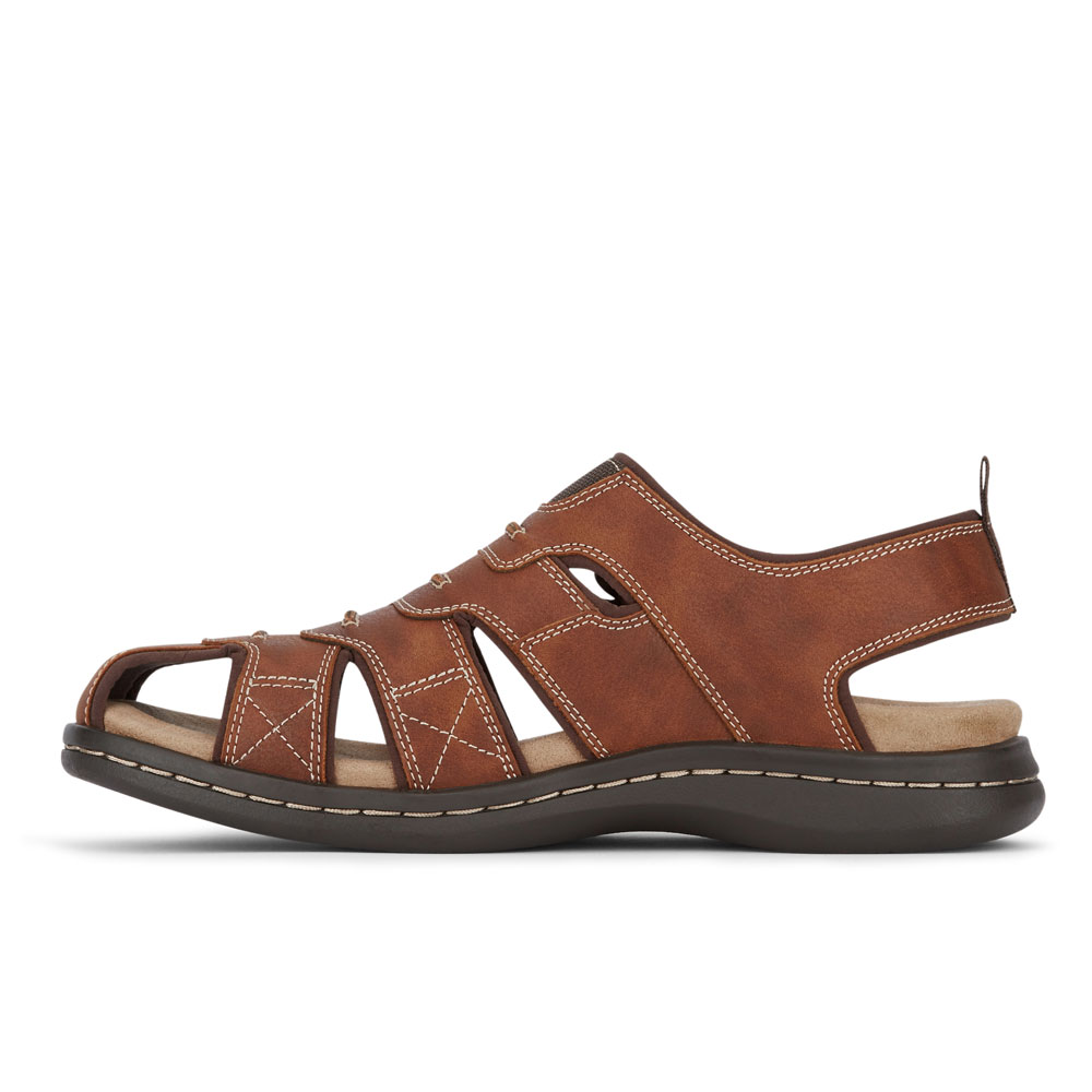 Dockers-Mens-Searose-Casual-Comfort-Outdoor-Sport-Fisherman-Sandal-Shoe thumbnail 23
