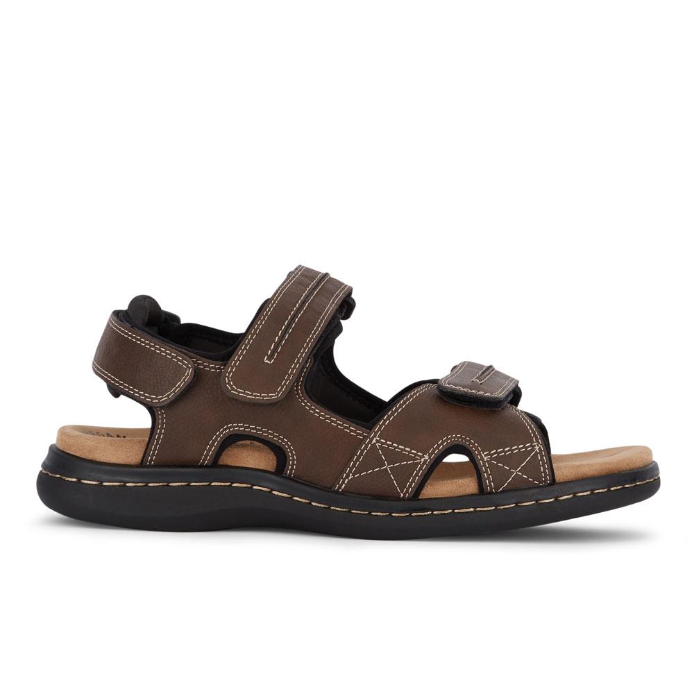 1b4e7d367590 Dockers Mens Newpage Casual Comfort Outdoor Sport Adjustable Sandal ...