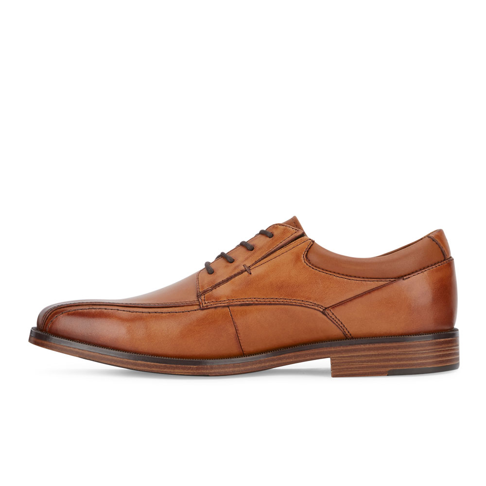 Dockers Mens Endow 2.0 2.0 2.0 Genuine Leather Business Dress Lace-up Oxford schuhe 4e2ca1