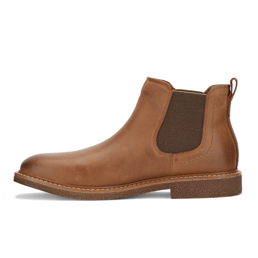 Dockers-Mens-Stanwell-Leather-Gored-Slip-on-Chelsea-Boot thumbnail 23