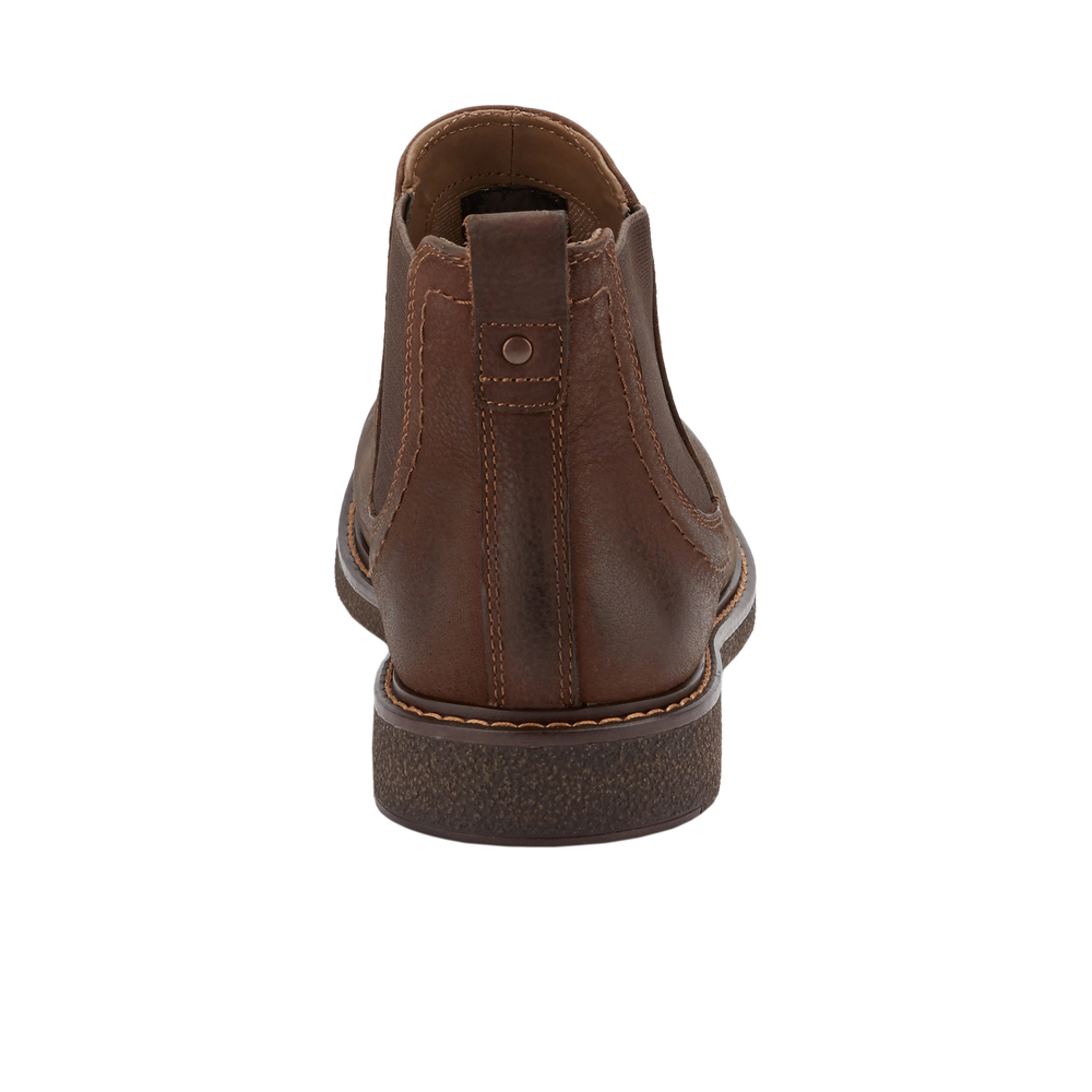 Dockers-Mens-Stanwell-Leather-Gored-Slip-on-Chelsea-Boot thumbnail 15