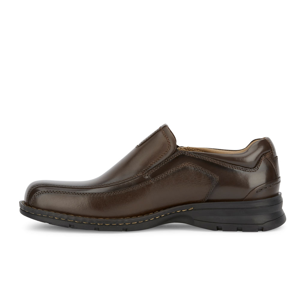 Dockers-Mens-Agent-Genuine-Leather-Dress-Casual-Slip-on-Loafer-Comfort-Shoe thumbnail 17