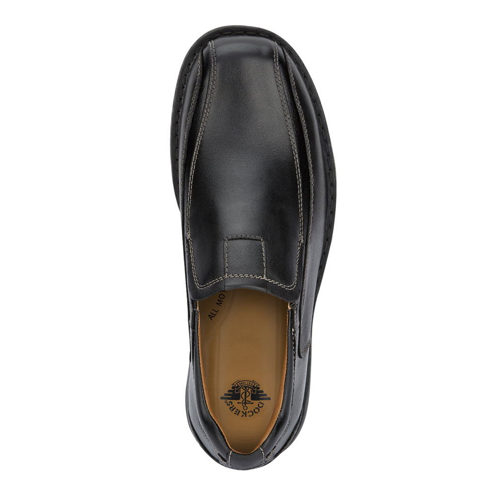 Dockers-Mens-Agent-Genuine-Leather-Dress-Casual-Slip-on-Loafer-Comfort-Shoe thumbnail 8