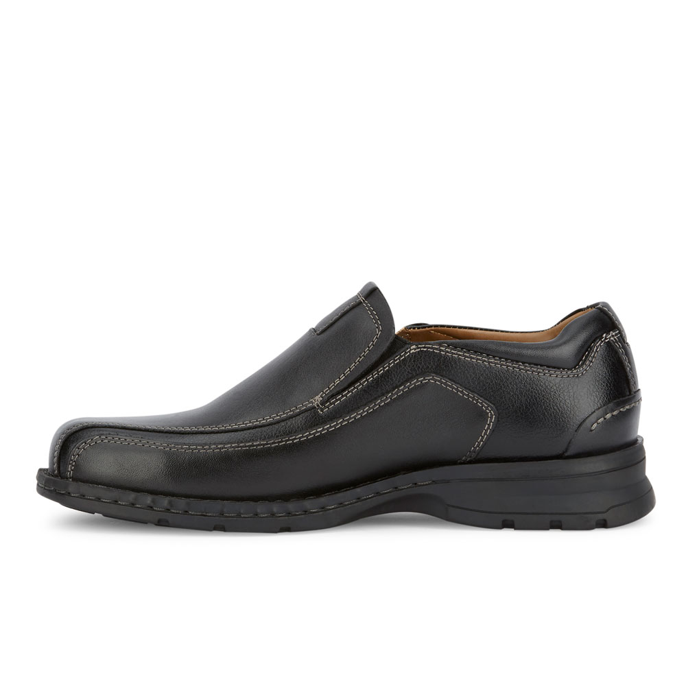 Dockers-Mens-Agent-Genuine-Leather-Dress-Casual-Slip-on-Loafer-Comfort-Shoe thumbnail 11