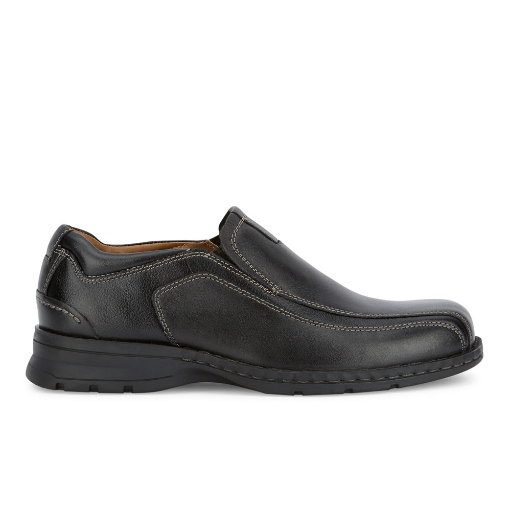 Dockers-Mens-Agent-Genuine-Leather-Dress-Casual-Slip-on-Loafer-Comfort-Shoe thumbnail 12