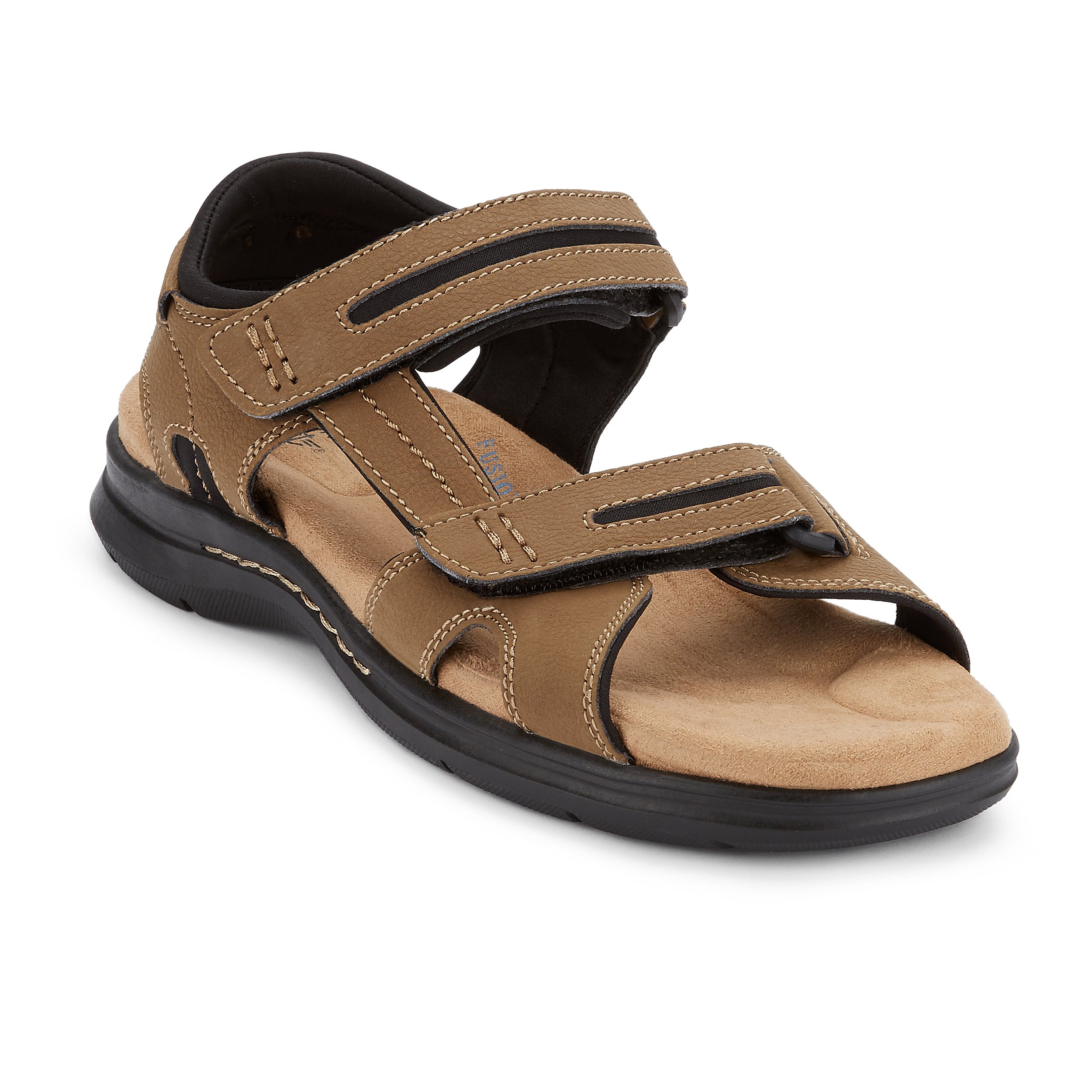 ea7c8f0e5cd5 Details about Dockers Mens Solano Casual Comfort Outdoor Sport Adjustable  Sandal Shoe