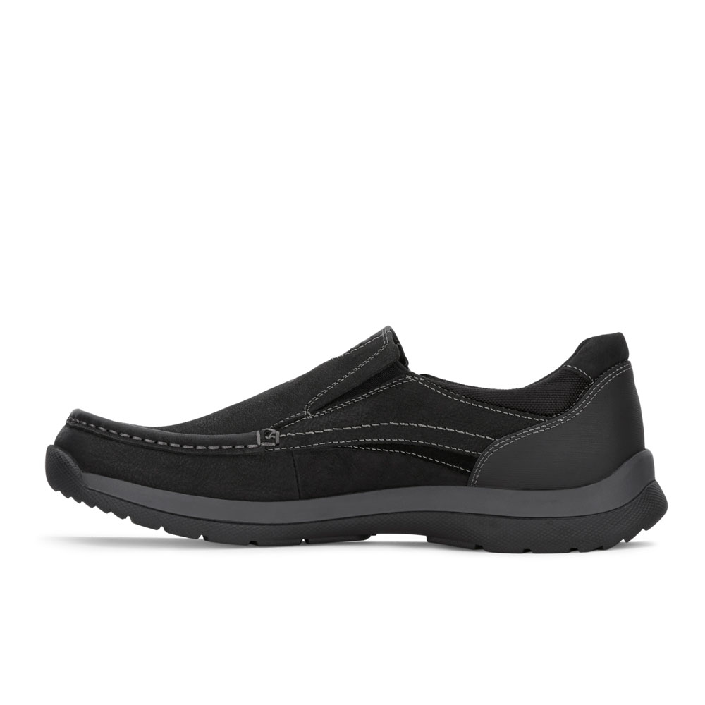 Dockers-Mens-Easley-Genuine-Leather-Rugged-Casual-Outdoor-Slip-on-Loafer-Shoe thumbnail 11