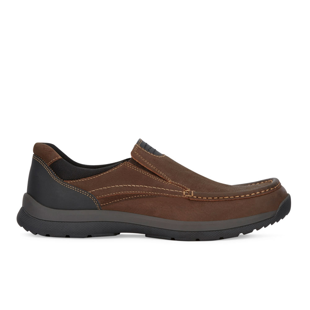 Dockers-Mens-Easley-Genuine-Leather-Rugged-Casual-Outdoor-Slip-on-Loafer-Shoe thumbnail 18