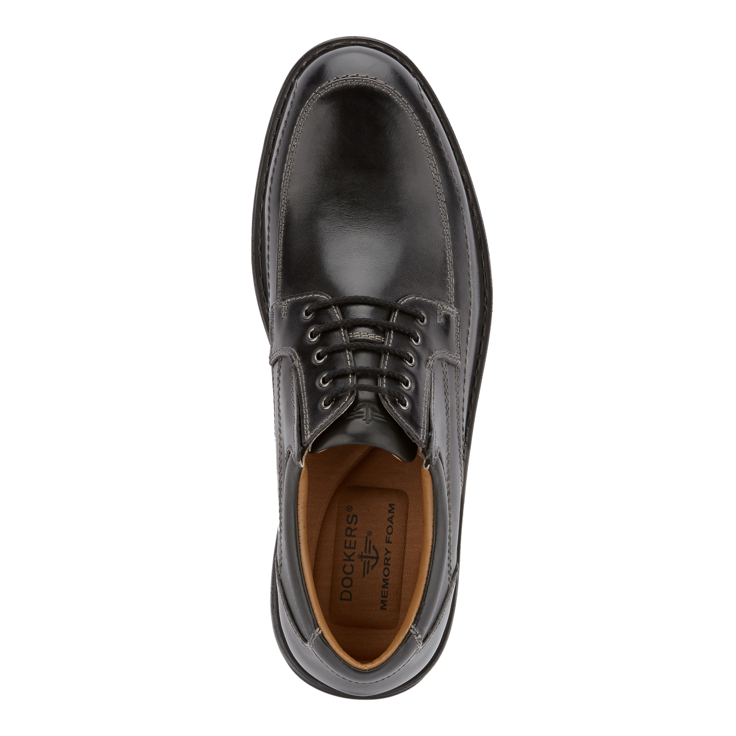 Dockers-Mens-Barker-Genuine-Leather-Dress-Casual-Lace-up-Comfort-Oxford-Shoe thumbnail 8