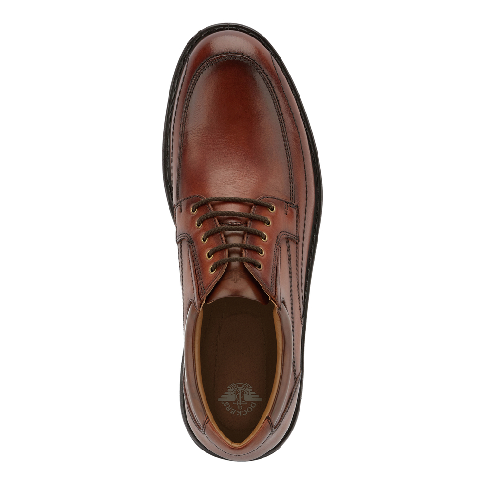 Dockers-Mens-Barker-Genuine-Leather-Dress-Casual-Lace-up-Comfort-Oxford-Shoe