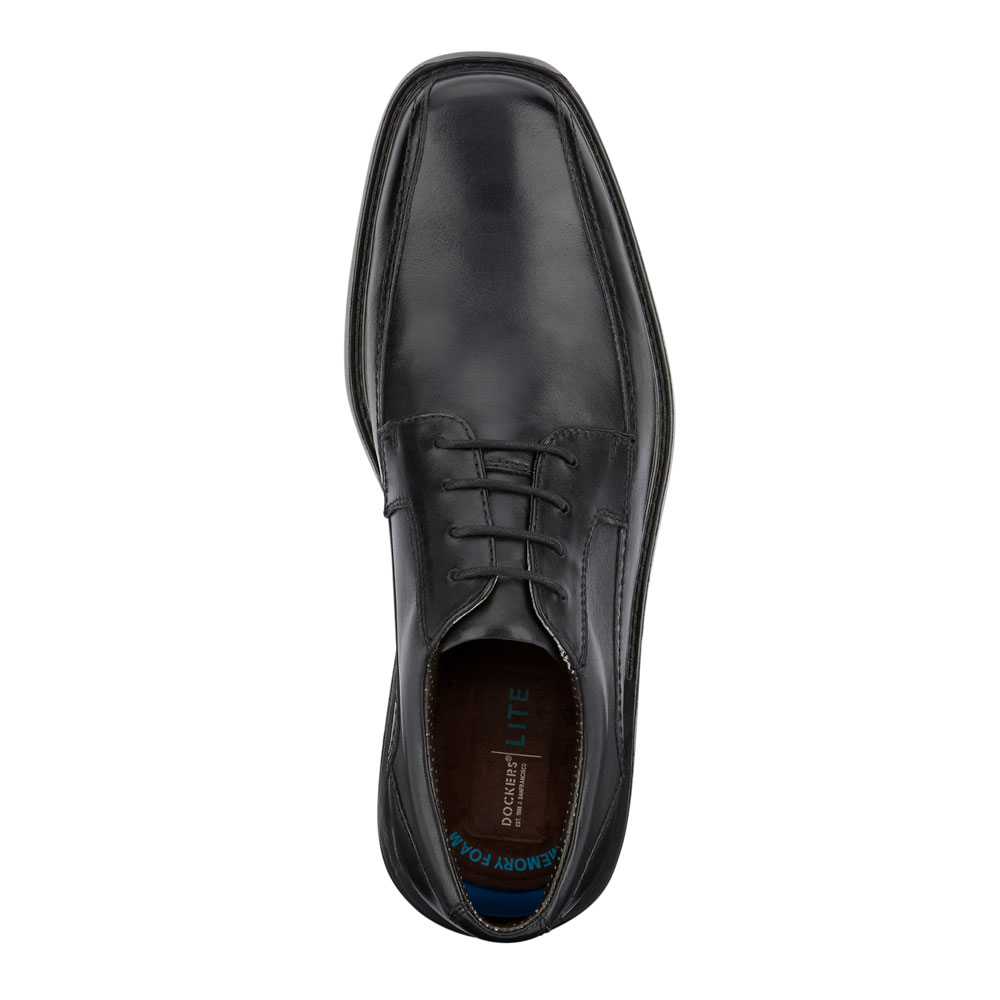 Dockers-Mens-Perry-Genuine-Leather-Business-Dress-Lace-up-Oxford-Shoe thumbnail 8