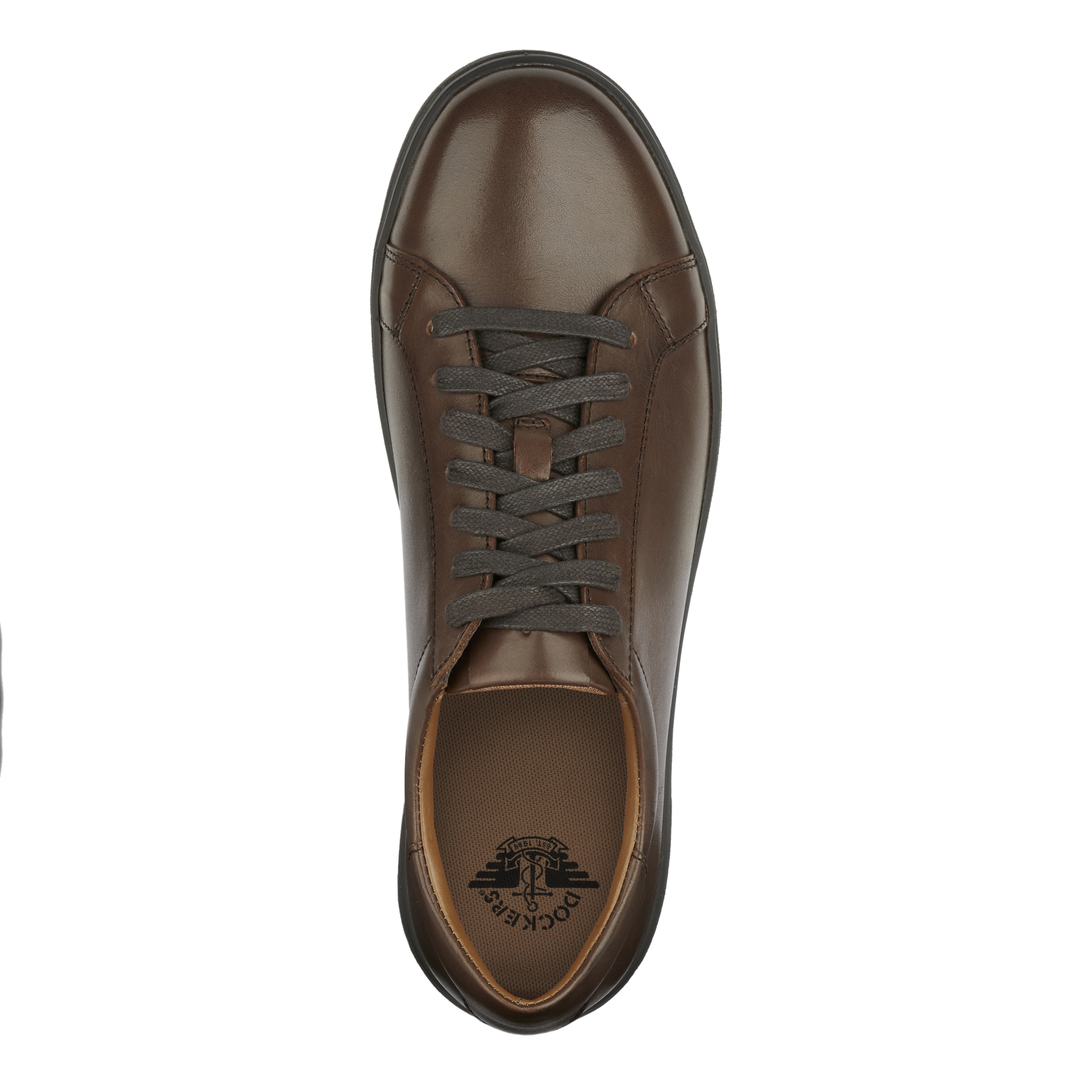 Dockers-Mens-Gilmore-Genuine-Leather-Casual-Fashion-Lace-up-Sneaker-Shoe thumbnail 14