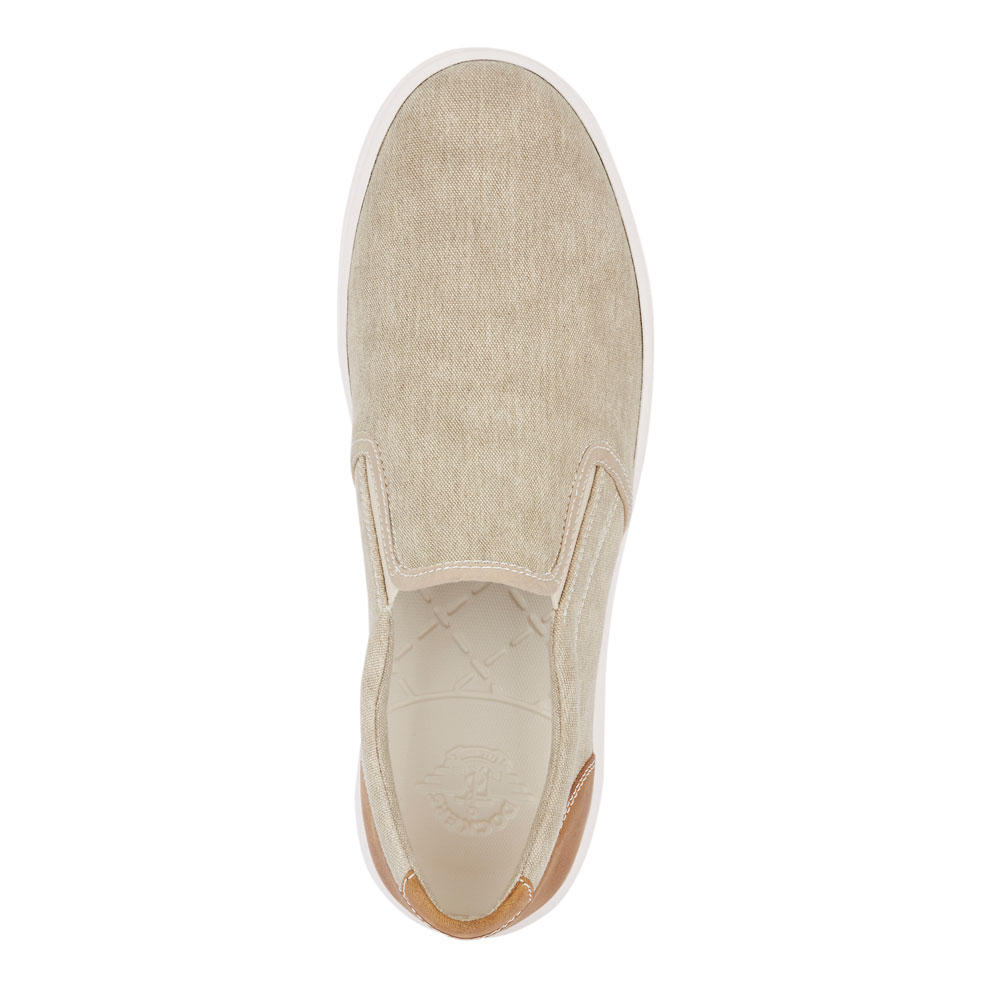 Dockers-Nobel-pour-homme-Smart-Casual-Slip-On-Baskets-Chaussure-avec-NeverWet miniature 14