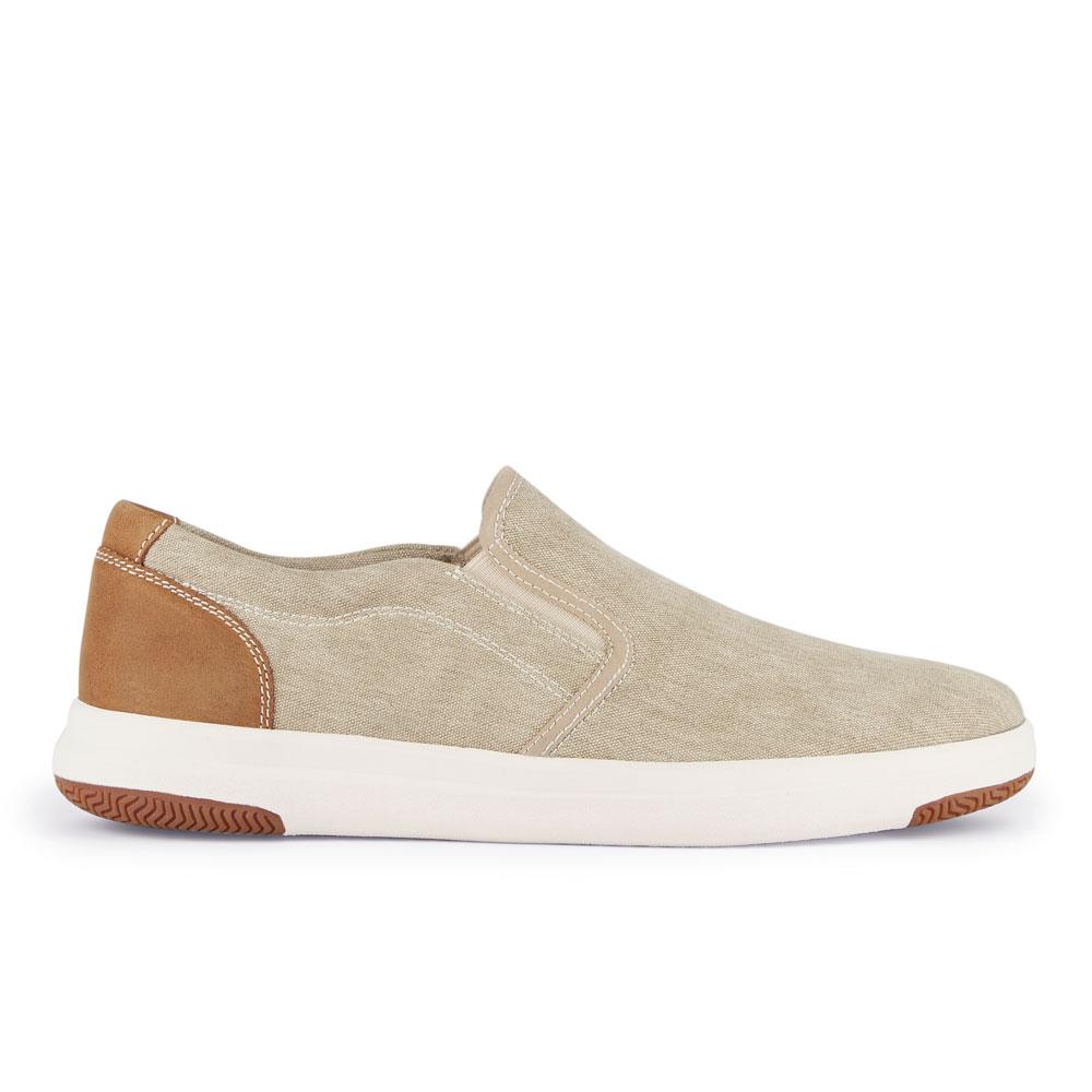 Dockers-Nobel-pour-homme-Smart-Casual-Slip-On-Baskets-Chaussure-avec-NeverWet miniature 18