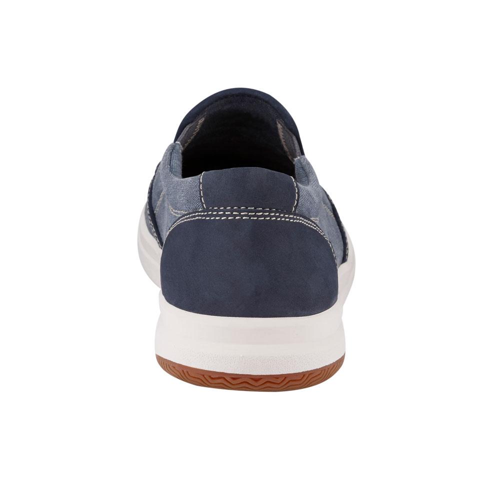 Dockers-Nobel-pour-homme-Smart-Casual-Slip-On-Baskets-Chaussure-avec-NeverWet miniature 9