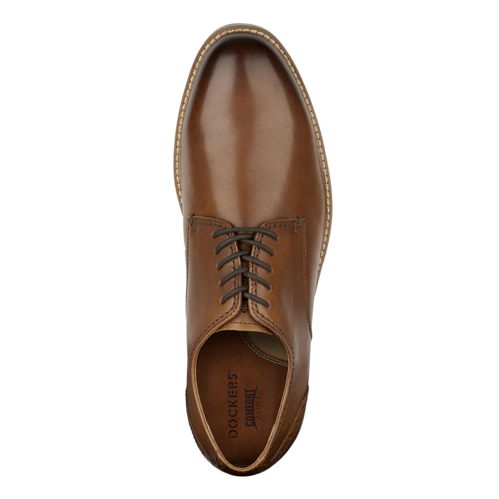 Dockers-Mens-Richland-Genuine-Leather-Dress-Lace-up-Plain-Toe-Oxford-Shoe thumbnail 14