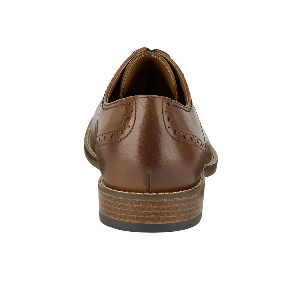 Dockers-Mens-Richland-Genuine-Leather-Dress-Lace-up-Plain-Toe-Oxford-Shoe thumbnail 15