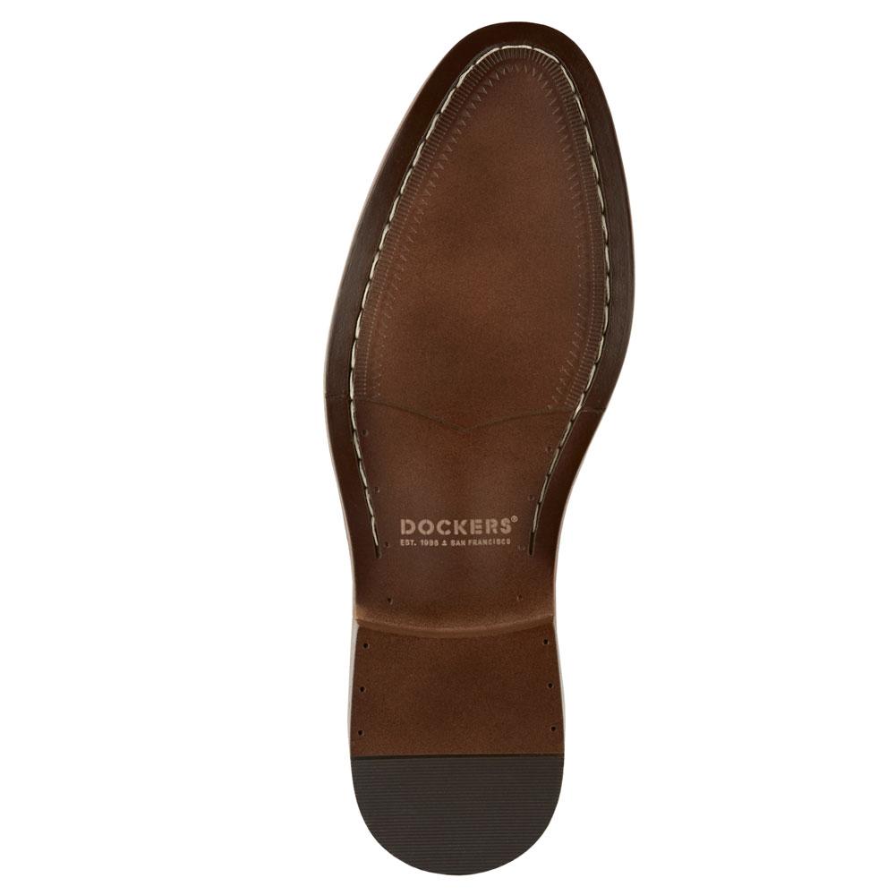 Dockers-Mens-Richland-Genuine-Leather-Dress-Lace-up-Plain-Toe-Oxford-Shoe thumbnail 16