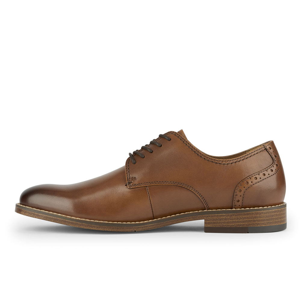 Dockers-Mens-Richland-Genuine-Leather-Dress-Lace-up-Plain-Toe-Oxford-Shoe thumbnail 17