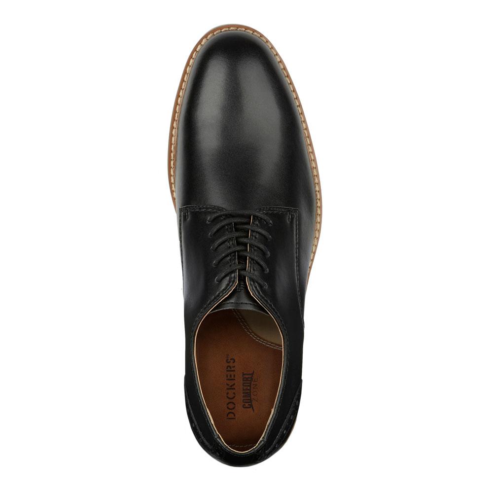 Dockers-Mens-Richland-Genuine-Leather-Dress-Lace-up-Plain-Toe-Oxford-Shoe thumbnail 8