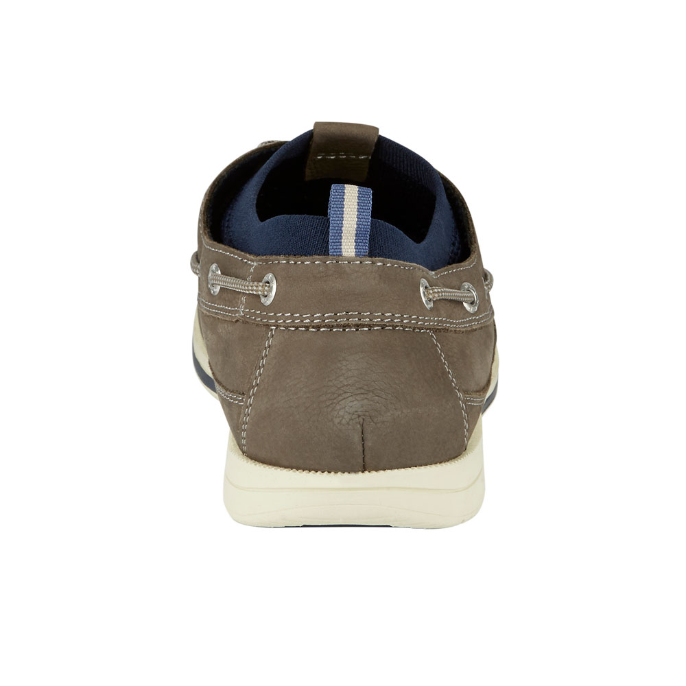 Dockers-Mens-Homer-SMART-SERIES-Leather-Boat-Shoe-4-Way-Stretch-and-NeverWet thumbnail 9