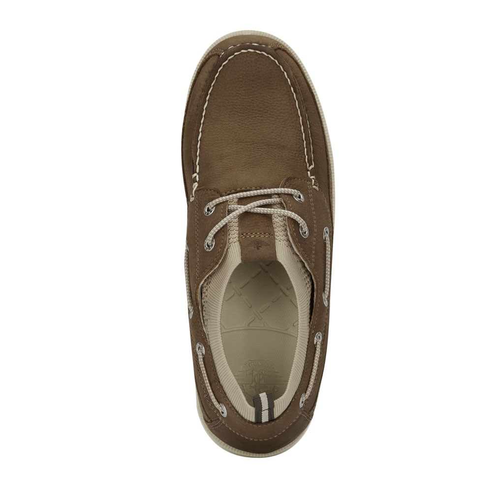 Dockers-Mens-Homer-SMART-SERIES-Leather-Boat-Shoe-4-Way-Stretch-and-NeverWet thumbnail 20