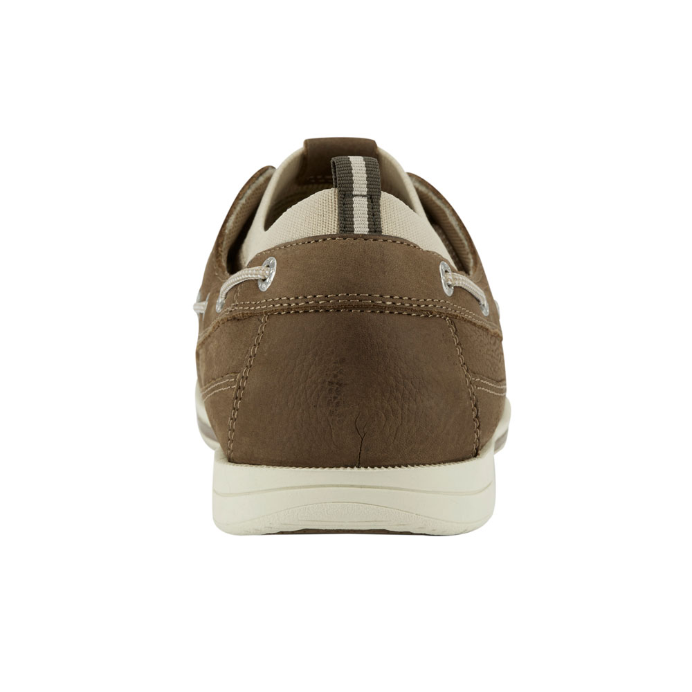Dockers-Mens-Homer-SMART-SERIES-Leather-Boat-Shoe-4-Way-Stretch-and-NeverWet thumbnail 21