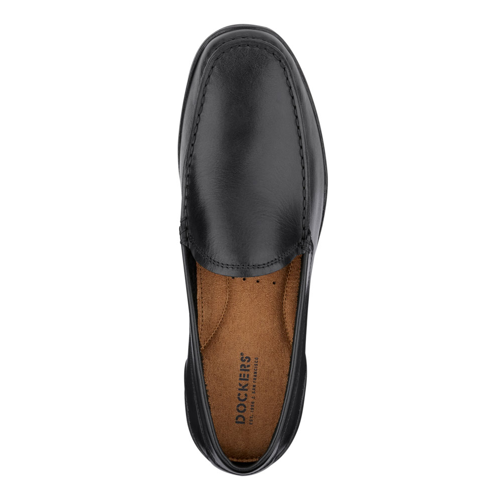 Dockers-Mens-Lindon-Genuine-Leather-Dress-Casual-Slip-on-Comfort-Loafer-Shoe thumbnail 14