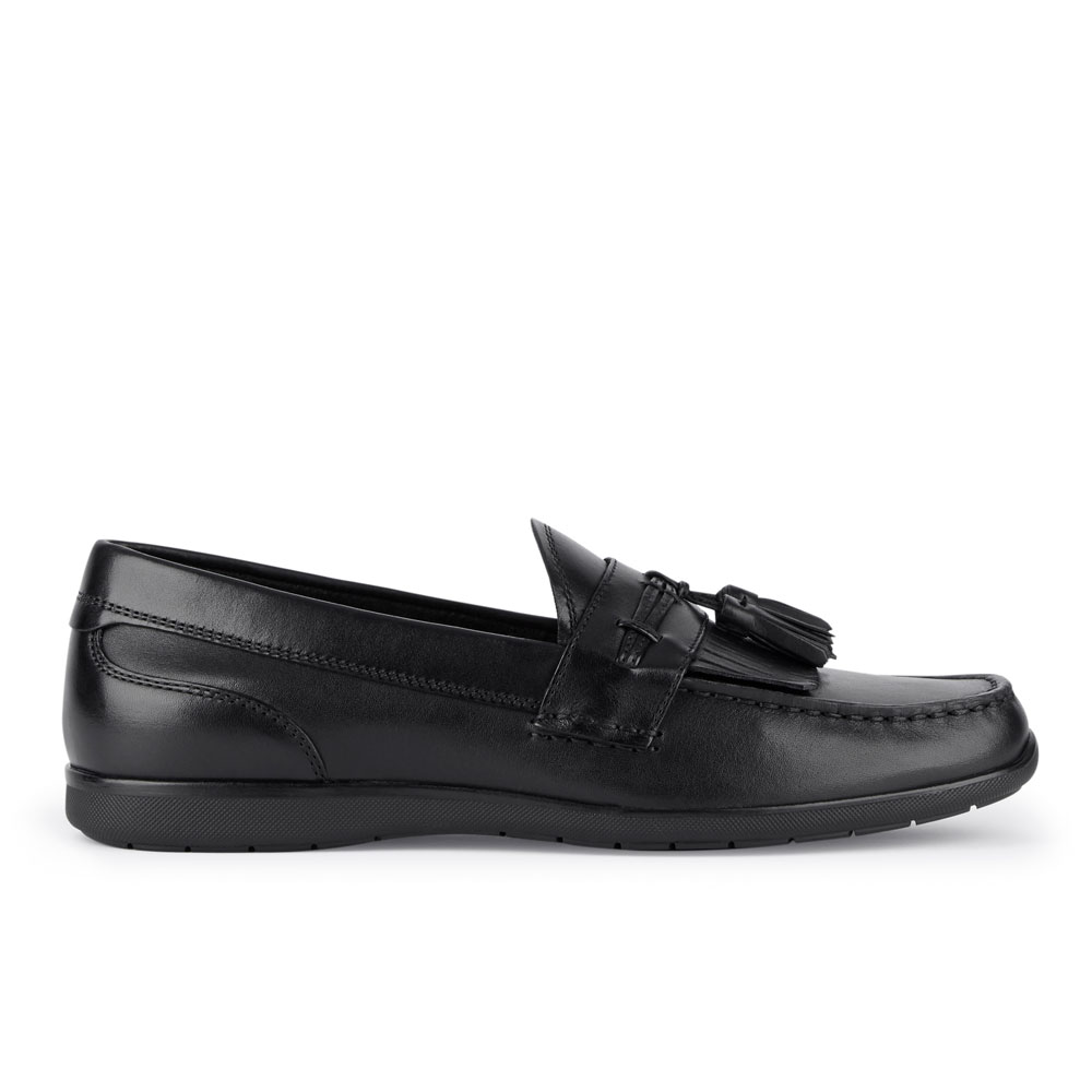 Dockers-Mens-Landrum-Genuine-Leather-Dress-Casual-Tassel-Slip-on-Loafer-Shoe thumbnail 18