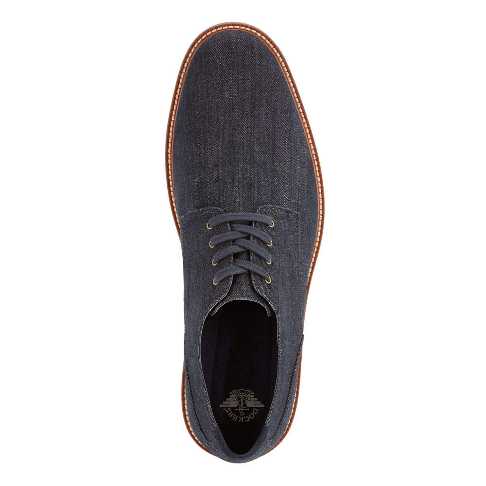 Dockers-Mens-Parkway-360-Casual-Oxford-Shoe-with-Smart-360-Flex-and-NeverWet thumbnail 26