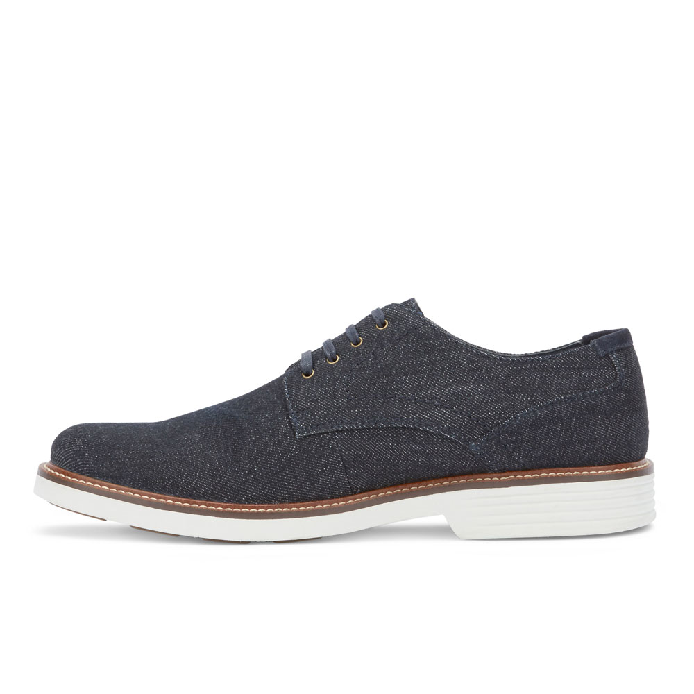 Dockers-Mens-Parkway-360-Casual-Oxford-Shoe-with-Smart-360-Flex-and-NeverWet thumbnail 29