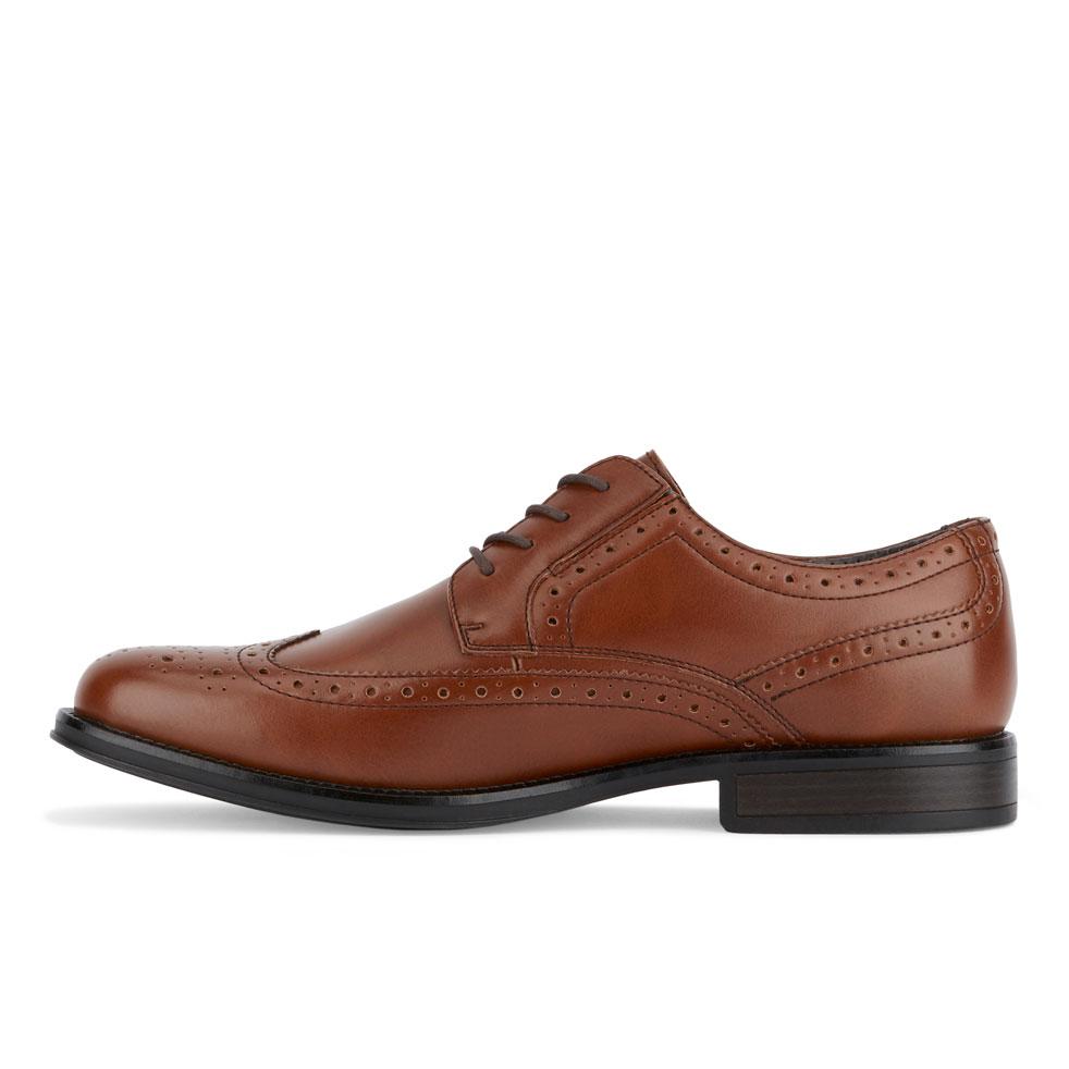 Dockers-Mens-Wycliff-Brogue-Dress-Wingtip-Lace-up-Comfort-Oxford-Shoe thumbnail 17