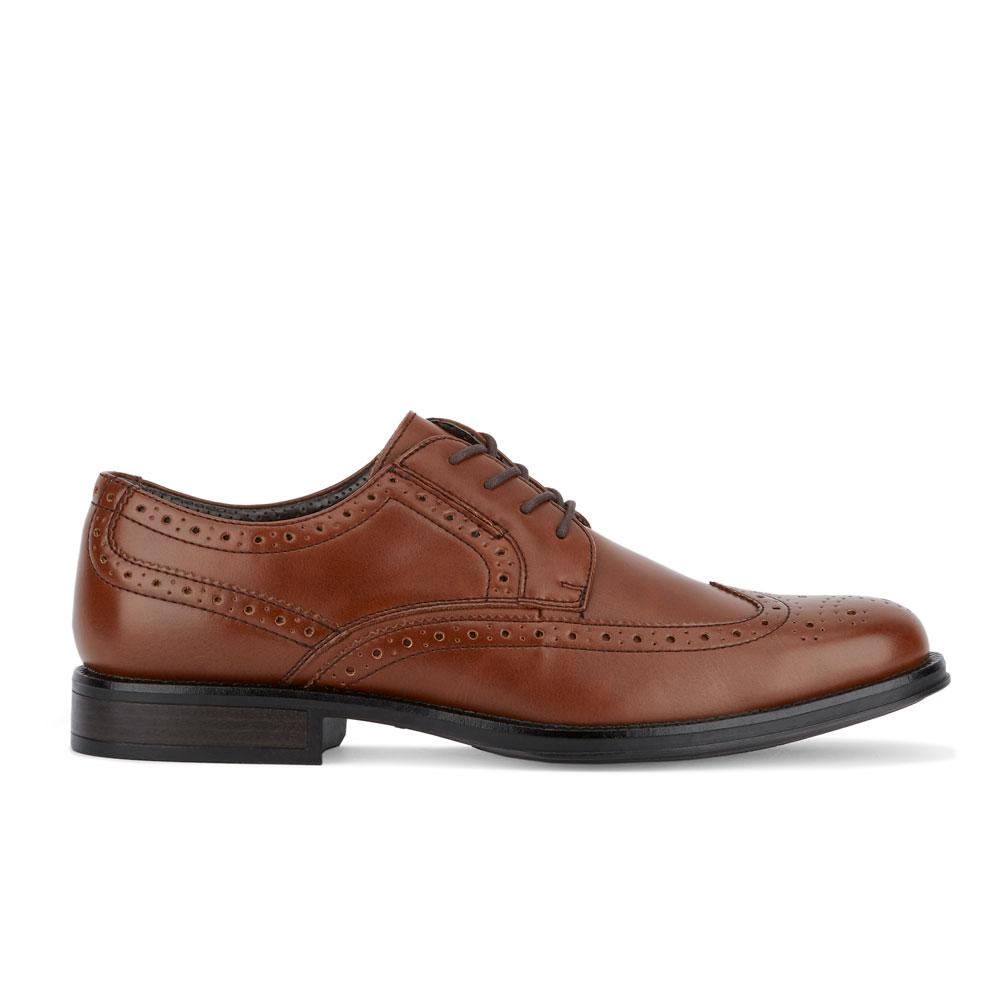 Dockers-Mens-Wycliff-Brogue-Dress-Wingtip-Lace-up-Comfort-Oxford-Shoe thumbnail 18
