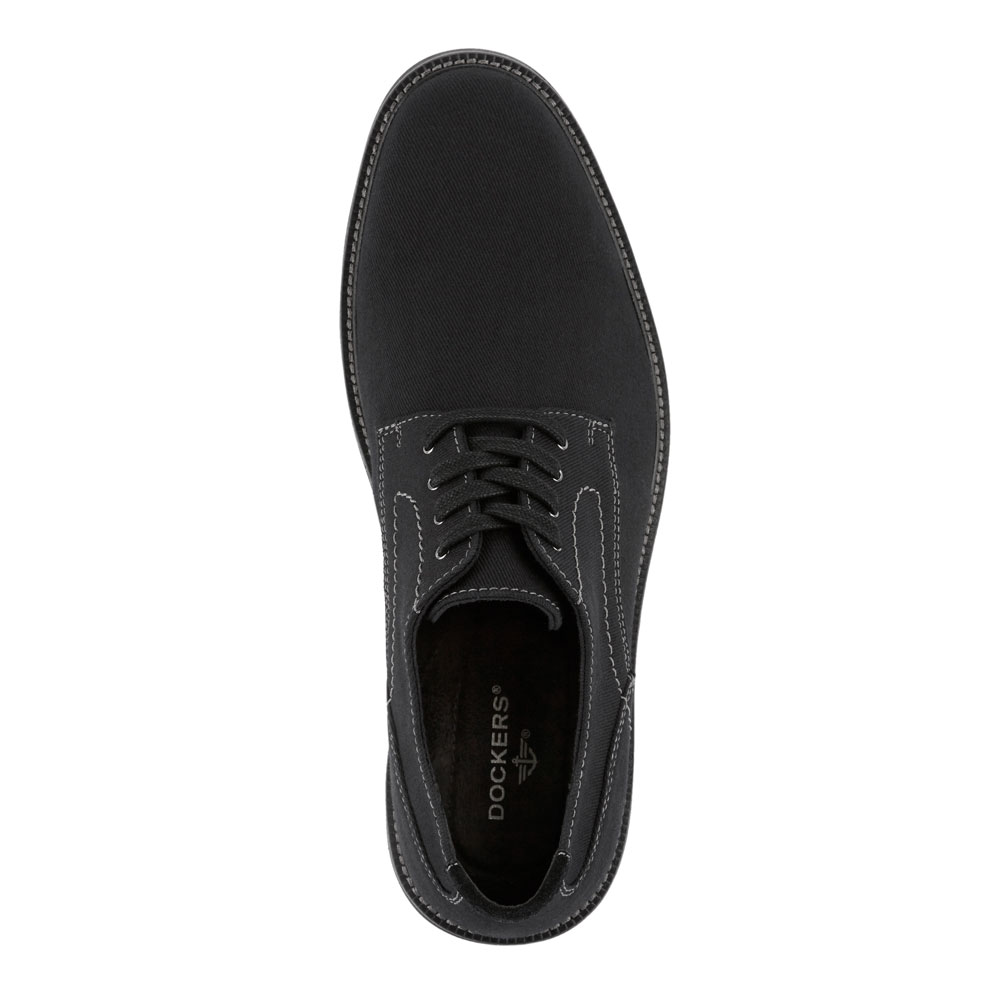 Dockers-Mens-Parkway-360-Casual-Oxford-Shoe-with-Smart-360-Flex-and-NeverWet thumbnail 8