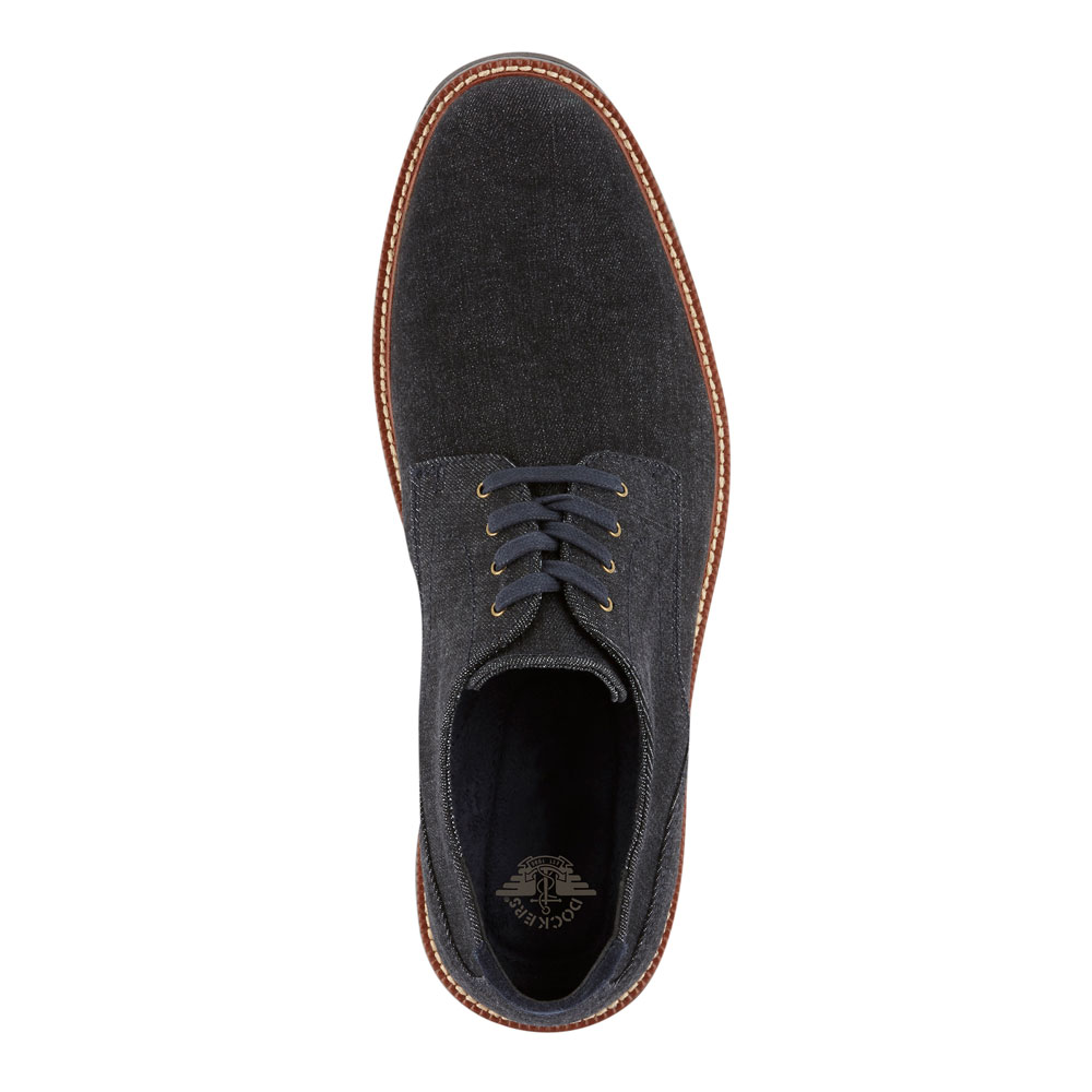 Dockers-Mens-Parkway-360-Casual-Oxford-Shoe-with-Smart-360-Flex-and-NeverWet thumbnail 20