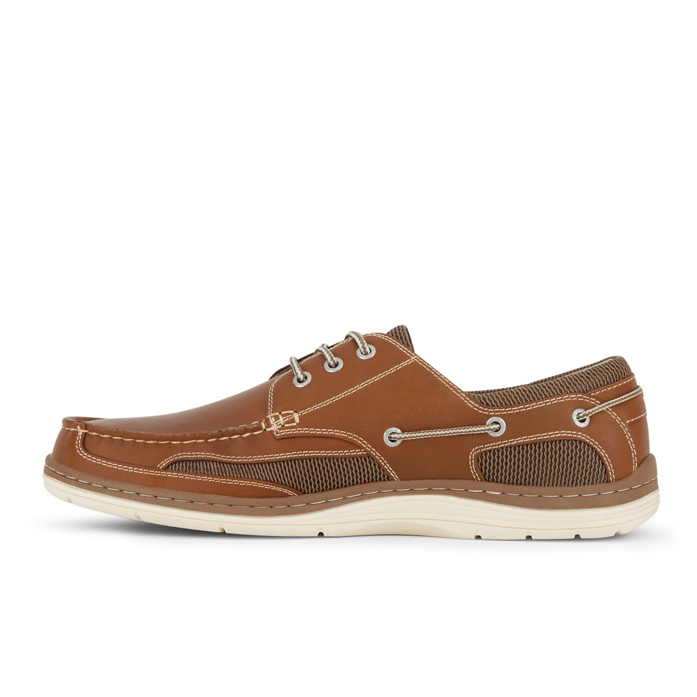 Dockers-Mens-Lakeport-Genuine-Leather-Casual-Rubber-Sole-Sport-Boat-Shoe thumbnail 11