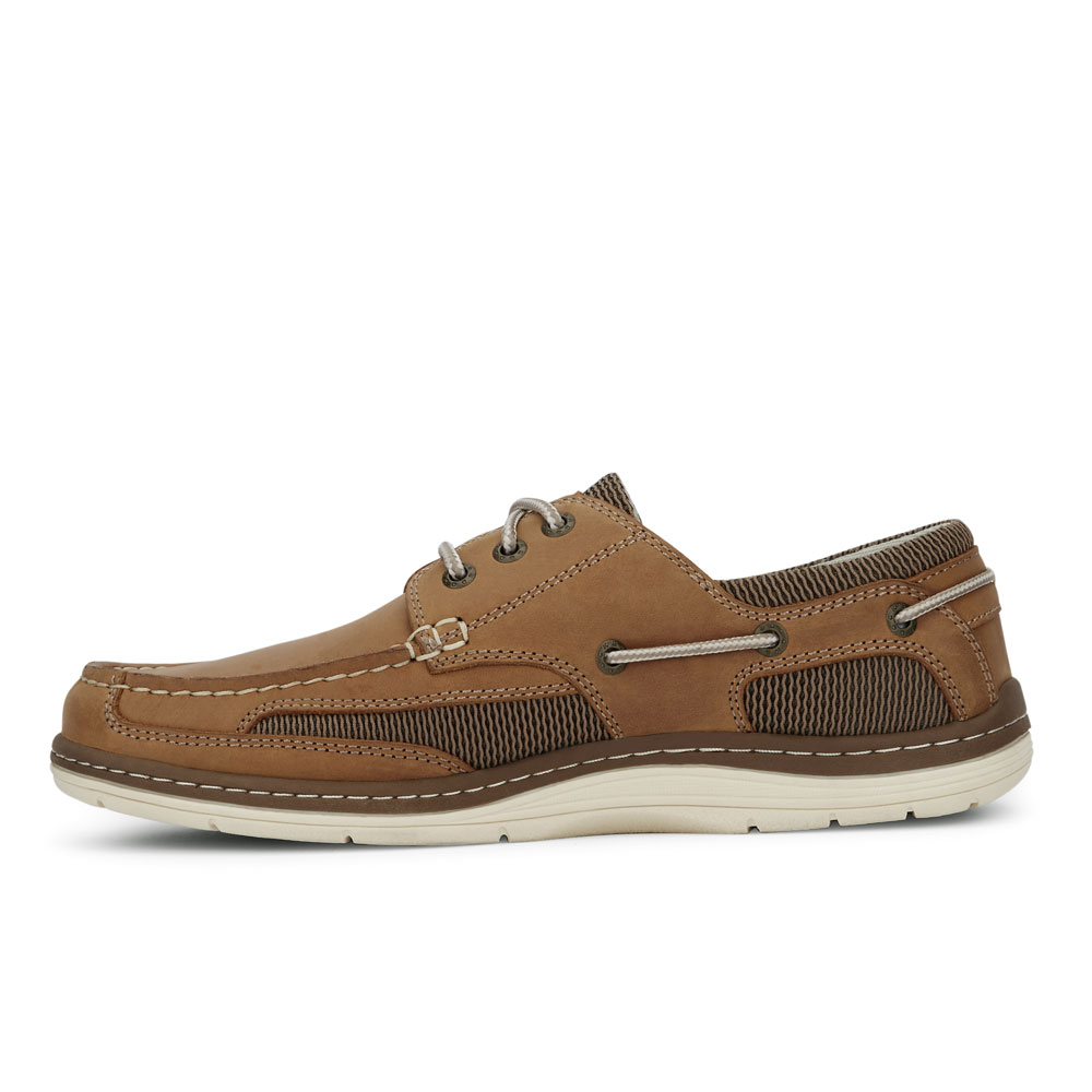 Dockers-Mens-Lakeport-Genuine-Leather-Casual-Rubber-Sole-Sport-Boat-Shoe thumbnail 17