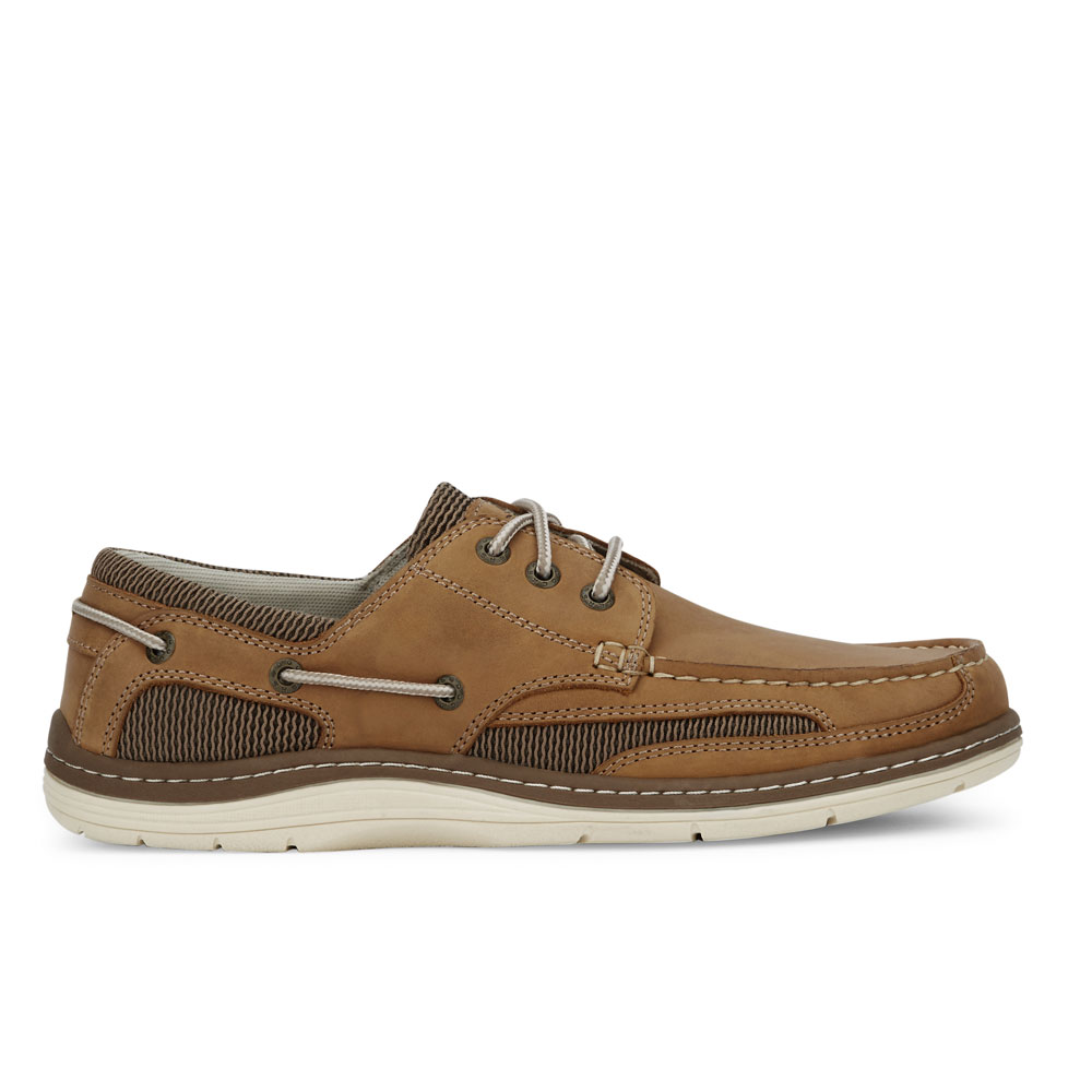 Dockers-Mens-Lakeport-Genuine-Leather-Casual-Rubber-Sole-Sport-Boat-Shoe thumbnail 18