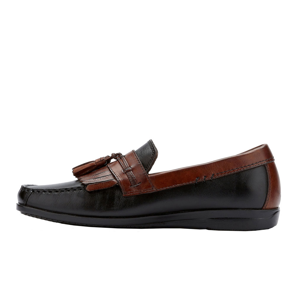 Dockers-Mens-Freestone-Genuine-Leather-Dress-Casual-Tassel-Slip-on-Loafer-Shoe thumbnail 17