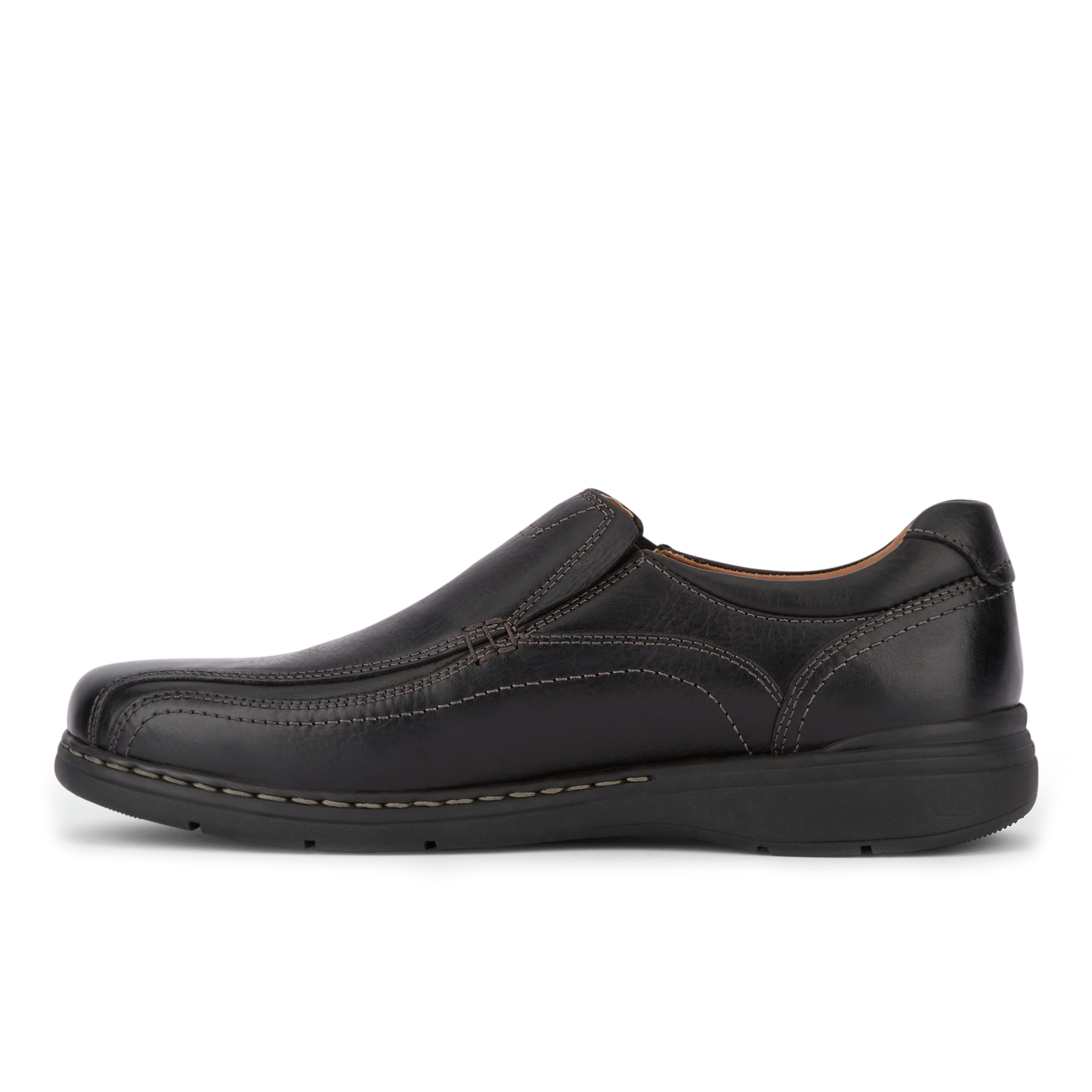 Dockers-Mens-Mosley-Genuine-Leather-Dress-Casual-Slip-on-Rubber-Sole-Shoe thumbnail 11