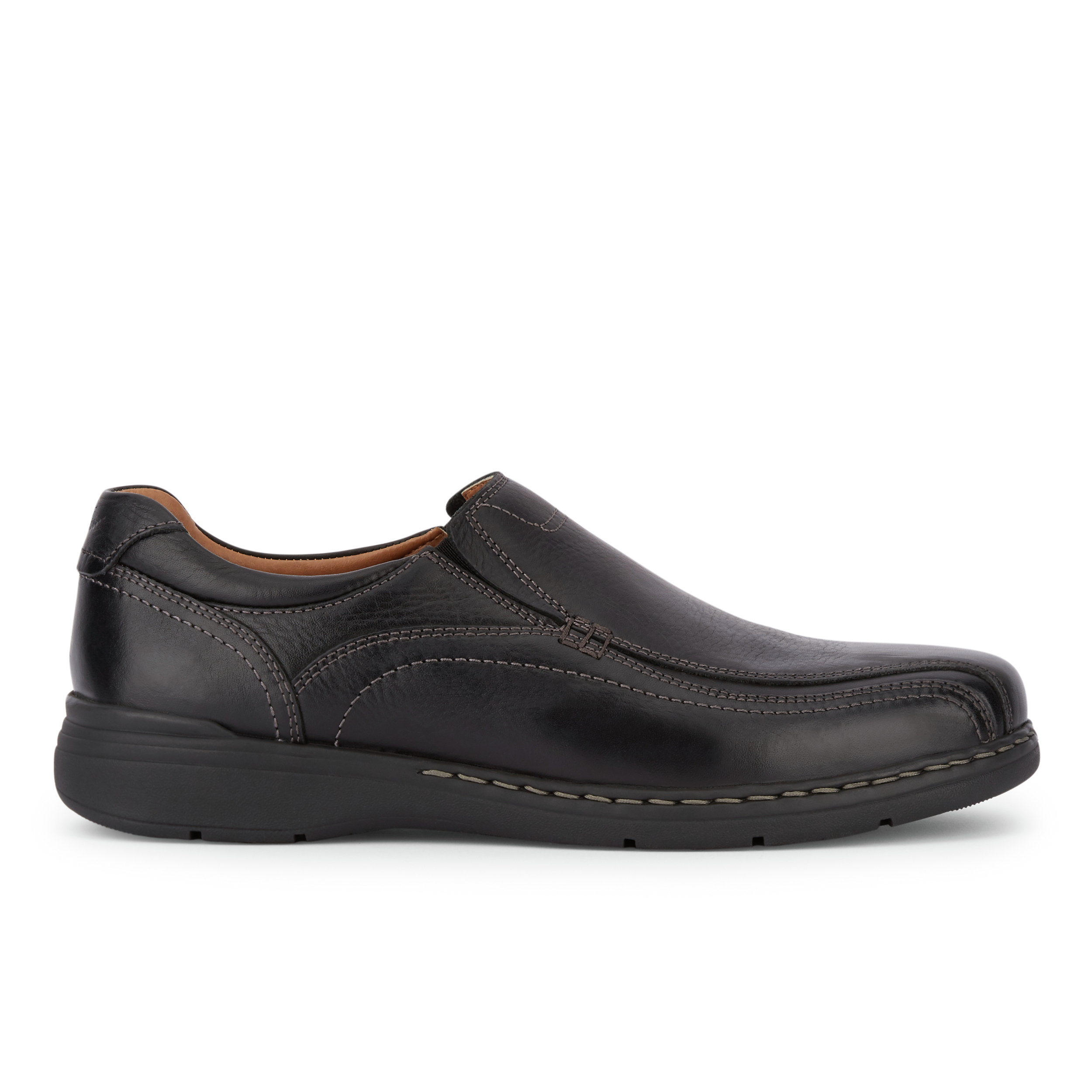 Dockers-Mens-Mosley-Genuine-Leather-Dress-Casual-Slip-on-Rubber-Sole-Shoe thumbnail 12