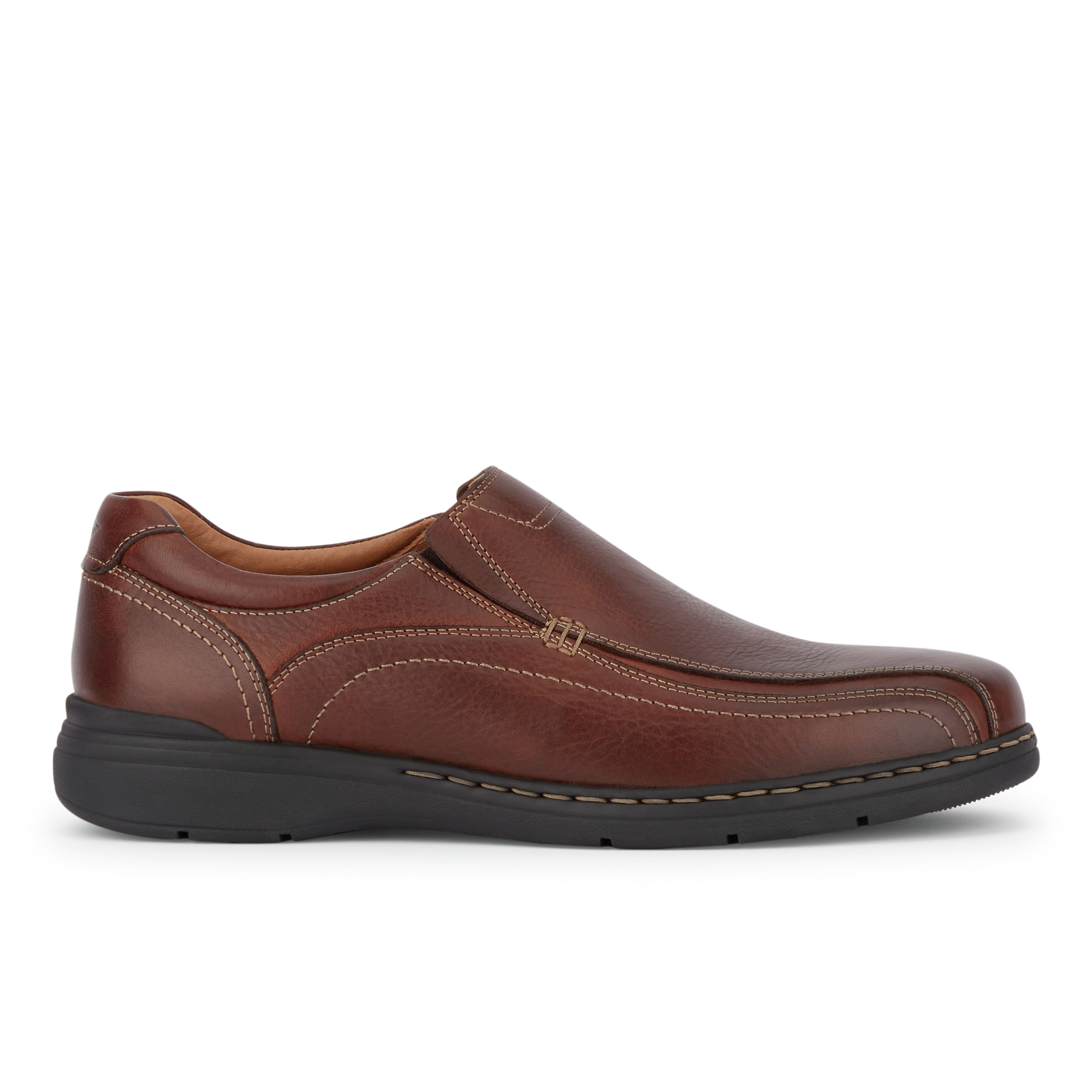 Dockers-Mens-Mosley-Genuine-Leather-Dress-Casual-Slip-on-Rubber-Sole-Shoe thumbnail 18