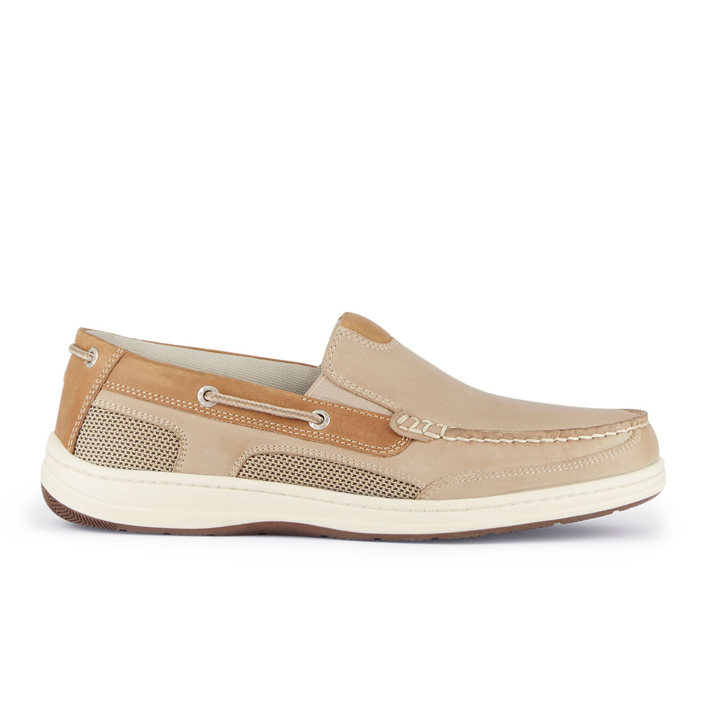 Dockers-Mens-Tiller-Leather-Casual-Slip-on-Loafer-Boat-Shoe-with-NeverWet thumbnail 18