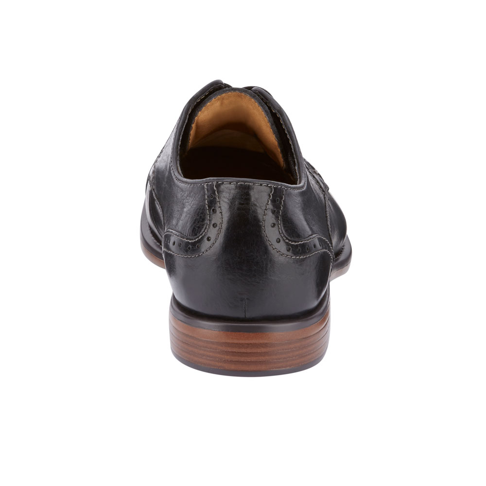 Dockers-Mens-Hawley-Genuine-Leather-Business-Dress-Cap-Toe-Lace-up-Oxford-Shoe thumbnail 15