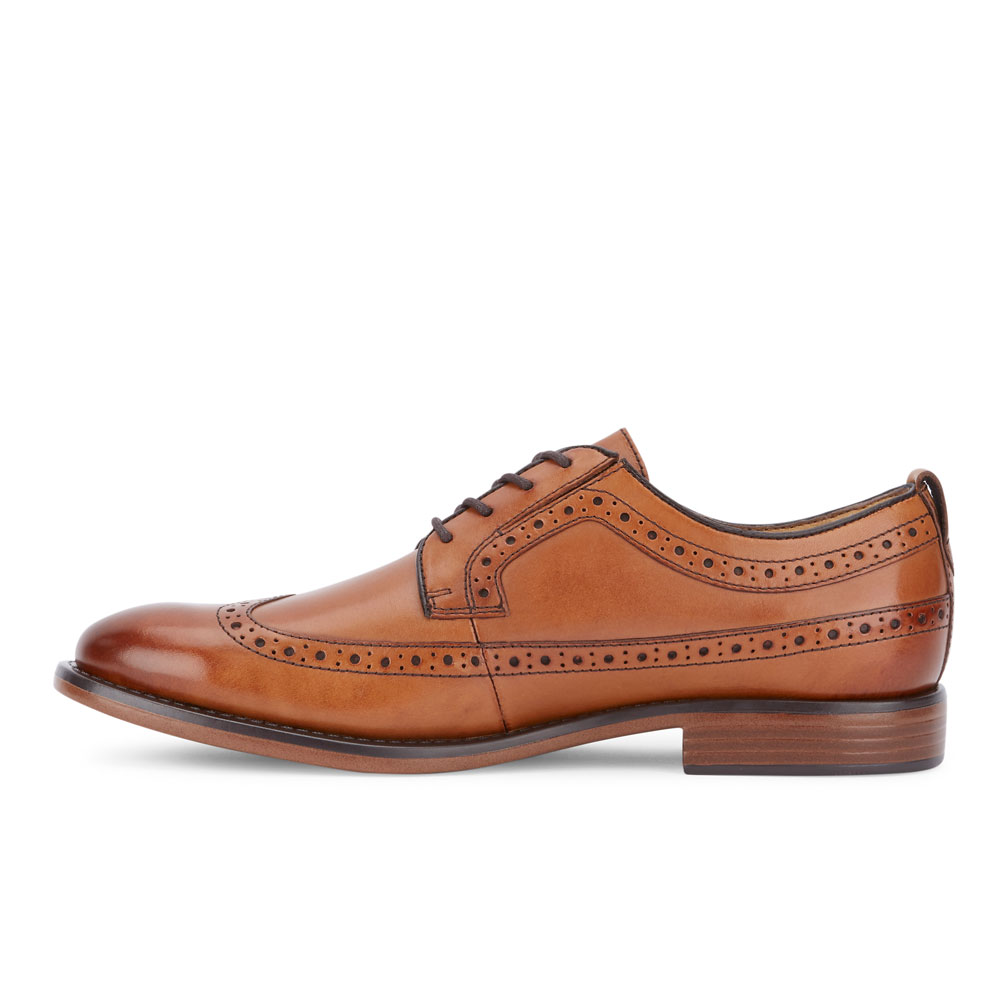 Dockers-Mens-Hausman-Genuine-Leather-Business-Dress-Wingtip-Lace-up-Oxford-Shoe thumbnail 11