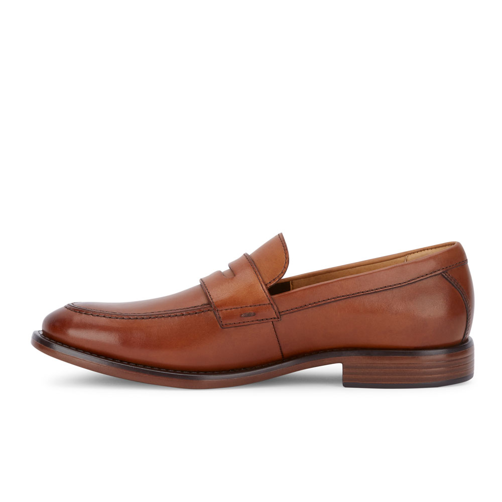 Dockers-Mens-Harmon-Genuine-Leather-Business-Dress-Penny-Slip-on-Loafer-Shoe thumbnail 17