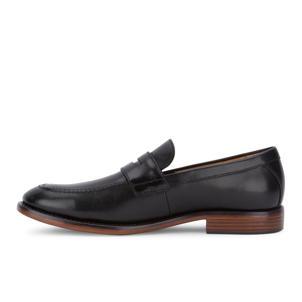 Dockers-Mens-Harmon-Genuine-Leather-Business-Dress-Penny-Slip-on-Loafer-Shoe thumbnail 11