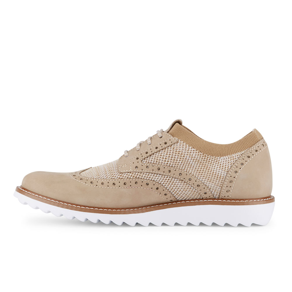 Dockers-Mens-Hawking-Knit-Leather-Dress-Casual-Wingtip-Oxford-Shoe-with-NeverWet thumbnail 29